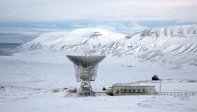 Krievijas iznīcinātāji īsteno māņu uzbrukumu Norvēģijas radaram