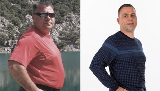 Раймонд просто попробовал… и сбросил 20 кг