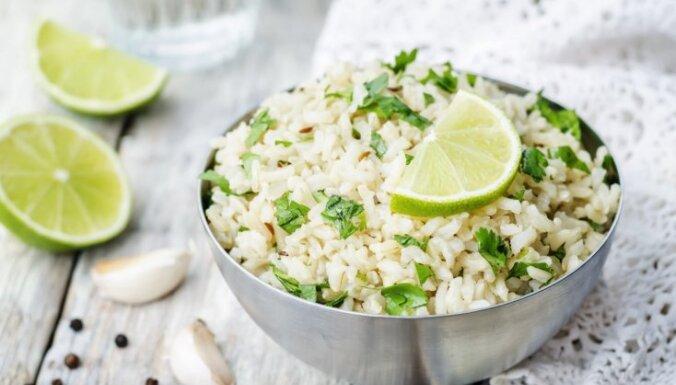 Rīsu pārvērtības – 10 interesantas maltītes ēdienkartes atsvaidzināšanai
