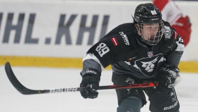 MHL komanda 'Rīga' pārtrauc piecu zaudēto spēļu sēriju
