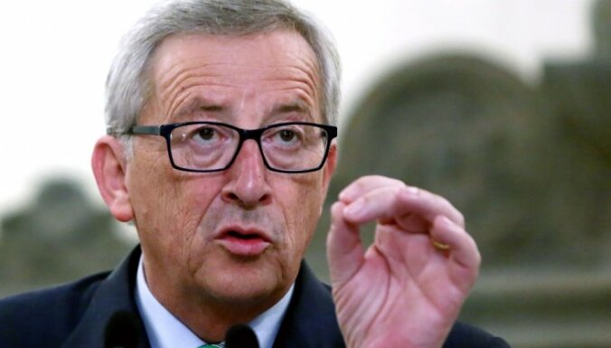 Глава Еврокомиссии: Европа больше не может делегировать оборону