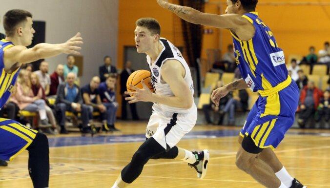 'VEF Rīga' piedzīvo astoto neveiksmi FIBA Čempionu līgā