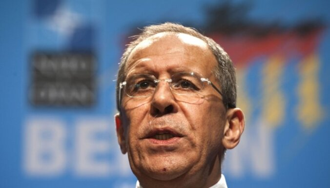 Лавров отказался уговаривать Асада уйти в отставку