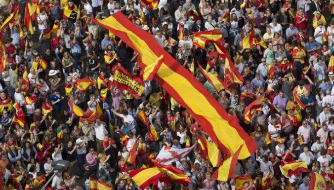 Мадрид отверг декларацию независимости Каталонии
