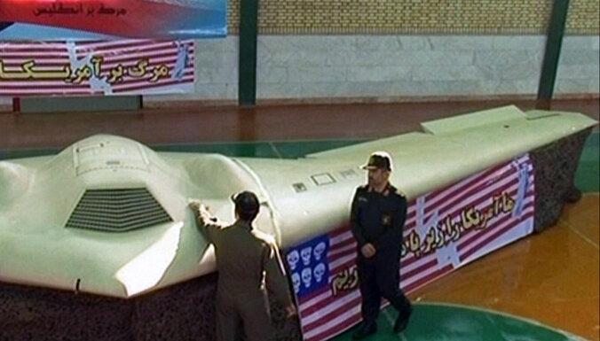 Video: Krievija dižojas ar amerikāņu 'B-2' līdzīgo dronu 'Ohotņik'