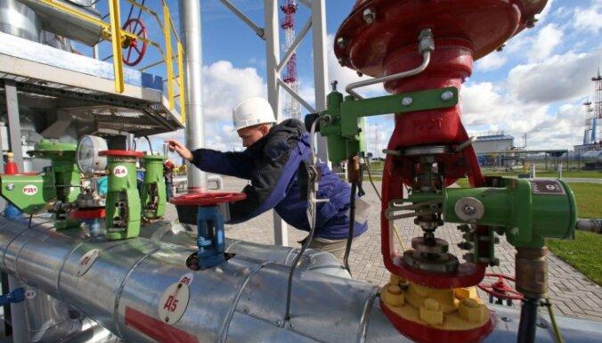 Klimata mērķu sasniegšanai būs jāsamazina dabasgāzes lietošana, vērtē SPRK