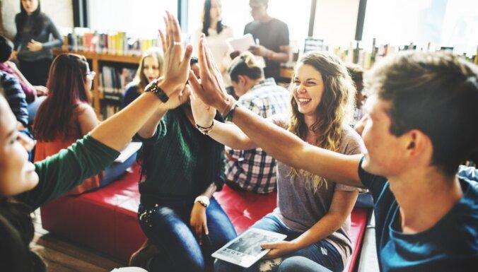 Eiropas Savienības jaunatnes projektu iespējas jauniešiem