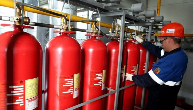 Тариф на природный газ для домашних хозяйств снизится