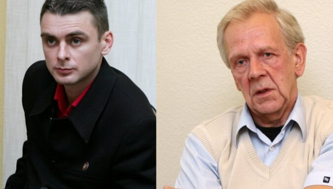 Полиция безопасности не нашла антисемитизма в словах Грутупса