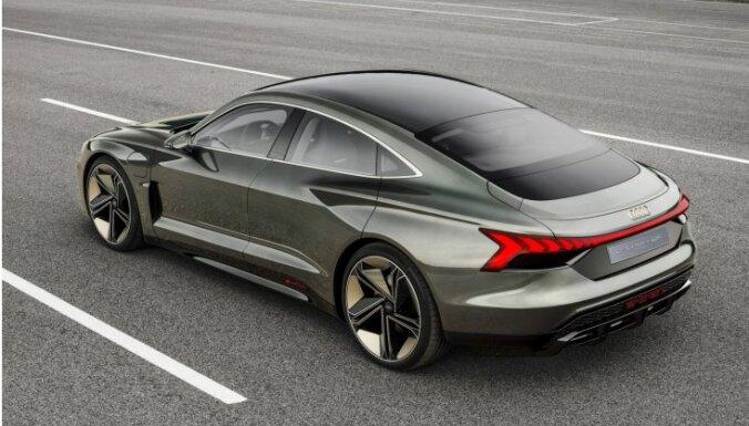 'Audi' jaunās tehnoloģijās līdz 2025. gadam investēs 14 miljardus eiro