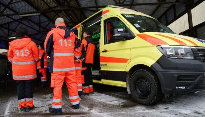 Neatliekamās palīdzības autoparku papildinās 35 jauni operatīvie transportlīdzekļi
