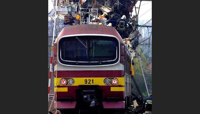 Авария в Бельгии