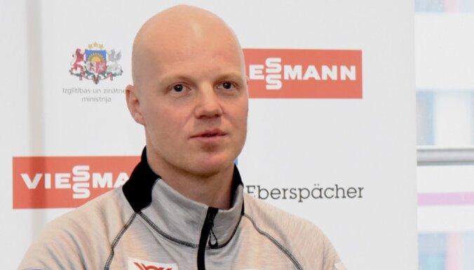 Mārtiņš Rubenis: Siguldas trase šobrīd ir tik laba, ka pašam gribas braukt