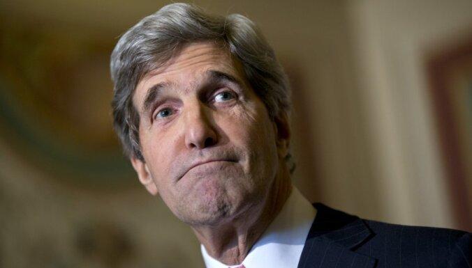 Госсекретарь США Керри прибыл в Ирак с необъявленным визитом