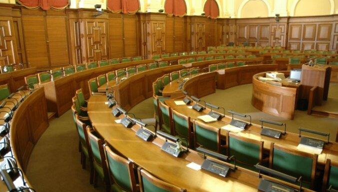 В первом полугодии в Сейм поданы три коллективных заявления