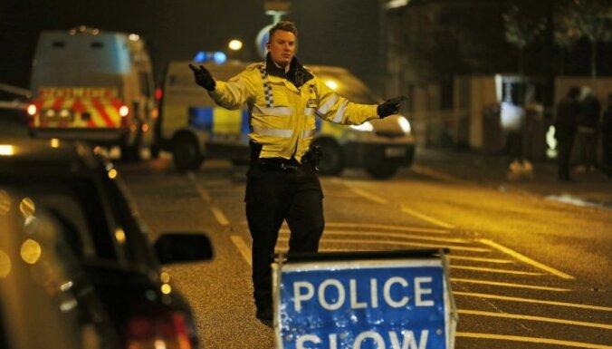 Северная Ирландия: латвиец задержан по подозрению в попытке убийства