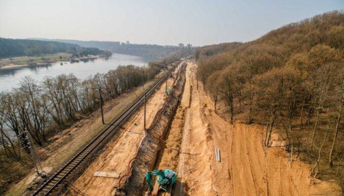 Испанцы спроектируют Rail Baltica до латвийской границы