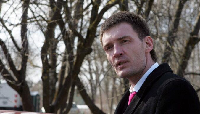 Виталий Рейнбах отстранен от должности директора департамента сообщения Рижской думы