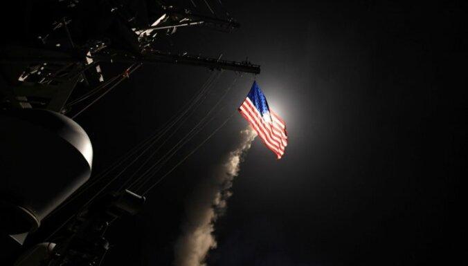Евродепутат Кариньш: Ракетный удар по Сирии вернул Америку в позицию к Латвии