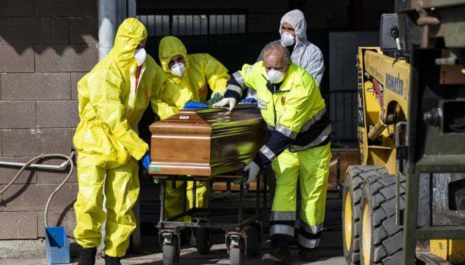 Франция вошла в пятерку лидеров по числу погибших от коронавируса