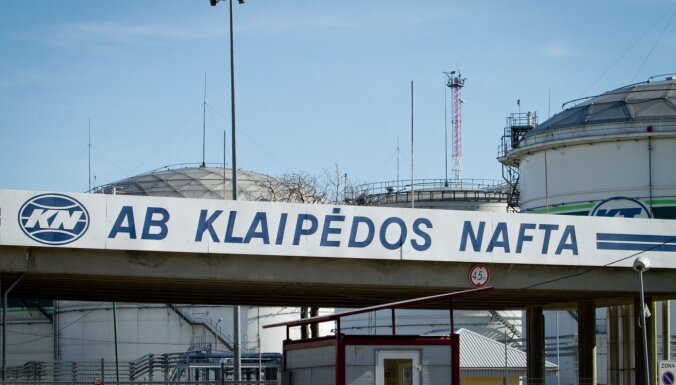 Беларусь прекратила перевалку нефтепродуктов через Клайпеду: грузы уходят в Россию