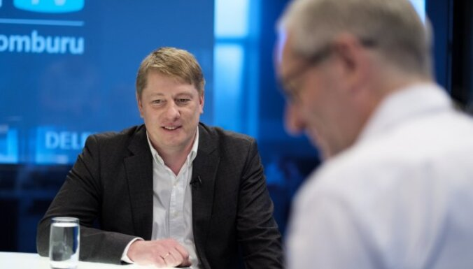 Матисс на DELFI TV: Rīgas satiksme может сделать так, что RMS сама расторгнет контракт