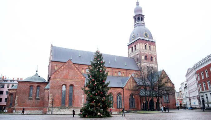 Ziemassvētkos iespējams liels nokrišņu daudzums