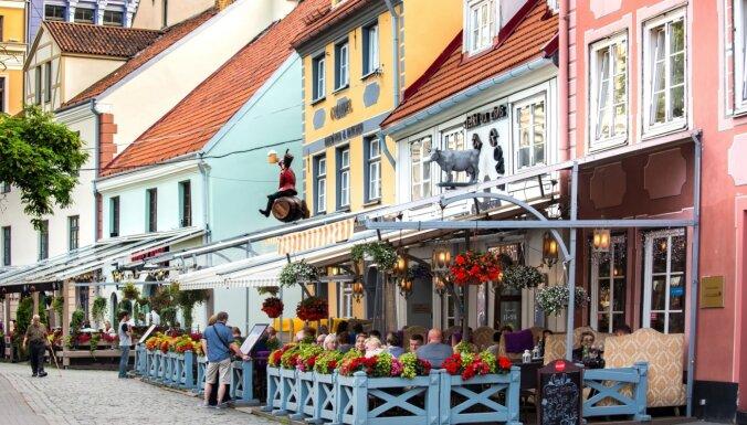 33 restorānos nobaudāms Vasaras Rīgas restorānu nedēļas piedāvājums