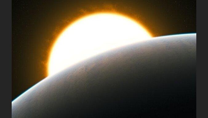 Ученые наблюдали супер-бурю на экзопланете