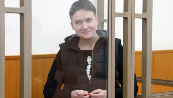 Астроном подтвердила в суде алиби Надежды Савченко