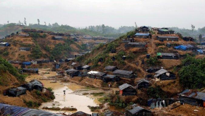 Bangladeša noraida Mjanmas apgalvojumus par repatriēto rohindžu bēgļu ģimeni