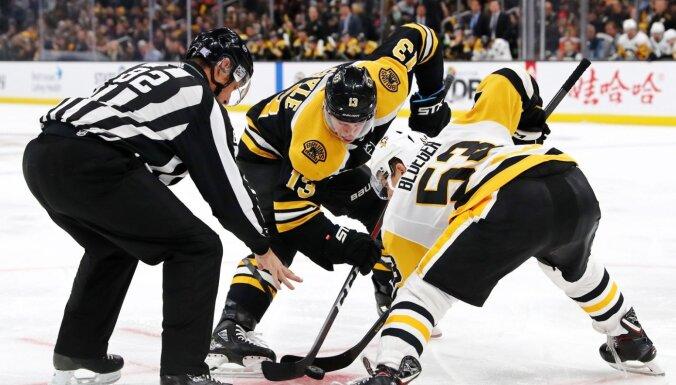 Bļugeram divi metieni zaudējumā pret spēcīgo 'Bruins' vienību