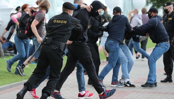 В Белоруссии подозревают задержанных граждан РФ в подготовке теракта