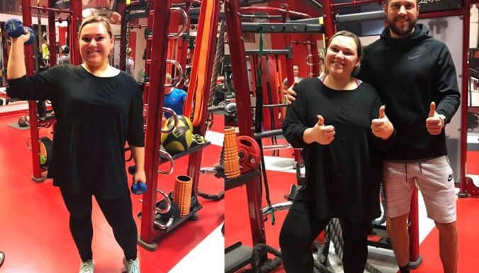 Минус 31 кг за 9 месяцев: как спорт изменил жизнь Элизабете