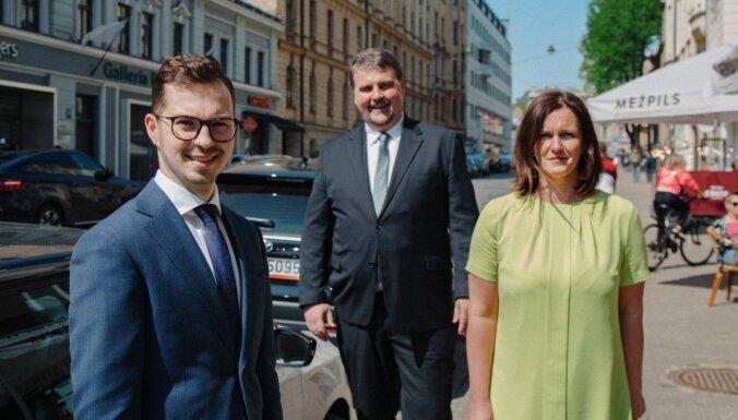 'Labais pūķis ar trim galvām' – 'Latvijas attīstībai' izveido Ētikas komisiju un ievēlē trīs līdzpriekšsēdētājus