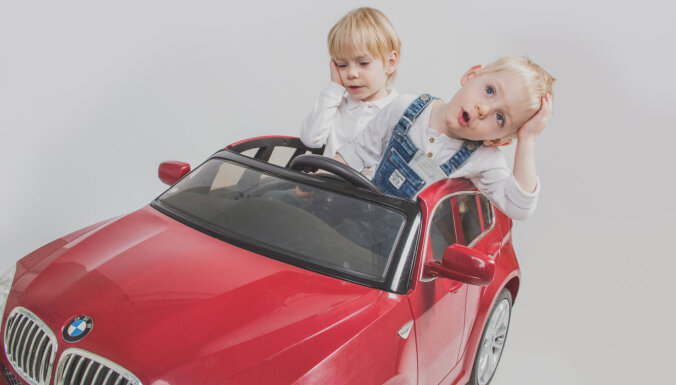Четырехлетним близнецам Никите и Вадиму из Даугавпилса нужна ваша помощь
