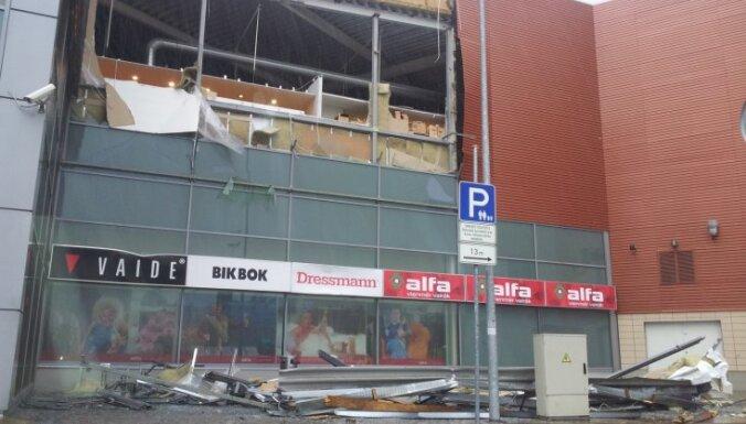 Торговый центр Alfa скрывал информацию о рухнувшей крыше, построенной Re&Re