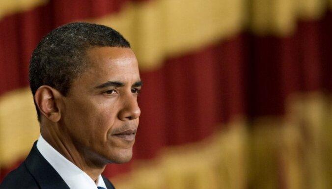 Obama aptur viendzimuma laulību aizlieguma aizstāvību federālajā tiesā