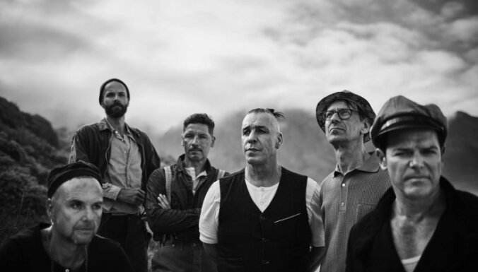 Новый альбом Rammstein слили в сеть