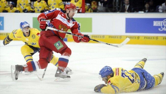 Rīgas 'Dinamo' noslēdz līgumu ar zviedru uzbrucēju Bjernu Melinu