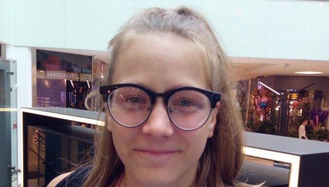 Policija meklē bezvēsts pazudušu meiteni
