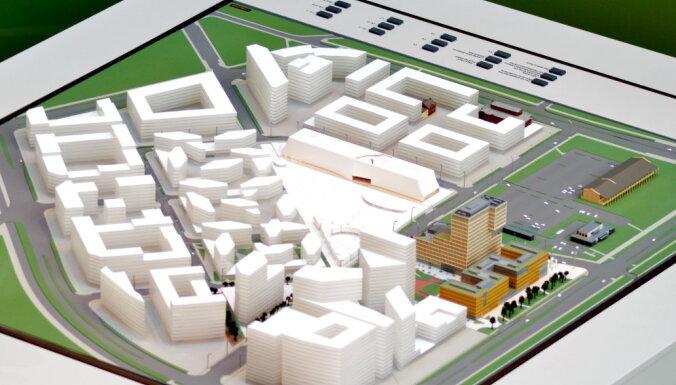 Ликвидация ABLV Bank ставит крест на развитии в Риге квартала New Hanza за миллиард евро