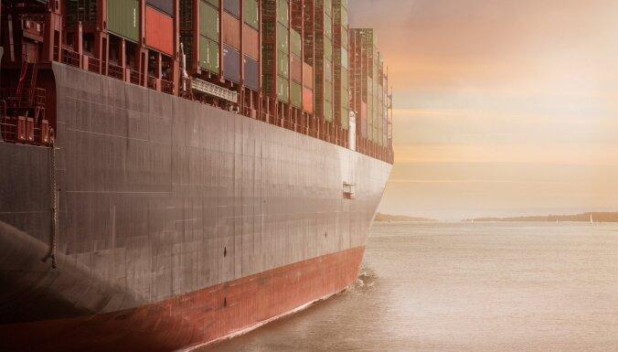 Aprīlī Latvijas ārējās tirdzniecības apgrozījums pieaudzis par 39,6%