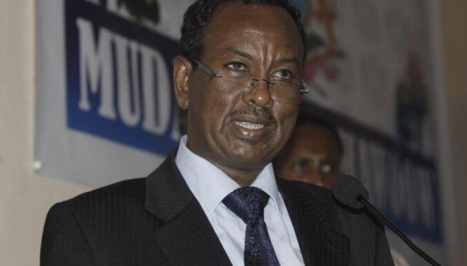 Par Somālijas premjeru iecelts uzņēmējs Abdi Farahs Širdons Saids