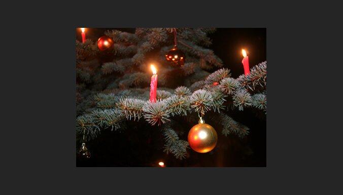 Ziemassvētku laikā Latvijā saglabāsies vienmuļi un neraksturīgi silti laika apstākļi