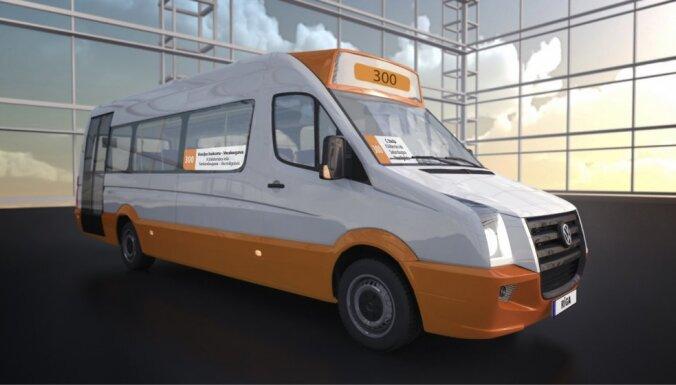 Rīgas mikroautobusu satiksme приглашает на работу