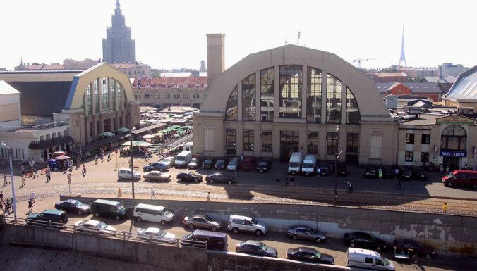 'Rīgas Centrāltirgus' pirks elektronisku tirdzniecības vietu nomas sistēmu