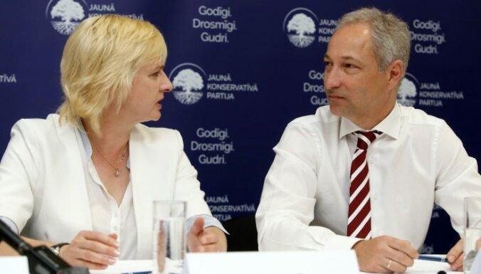 'Norstat' partiju reitingā JKP nedaudz apsteidz 'KPV LV'