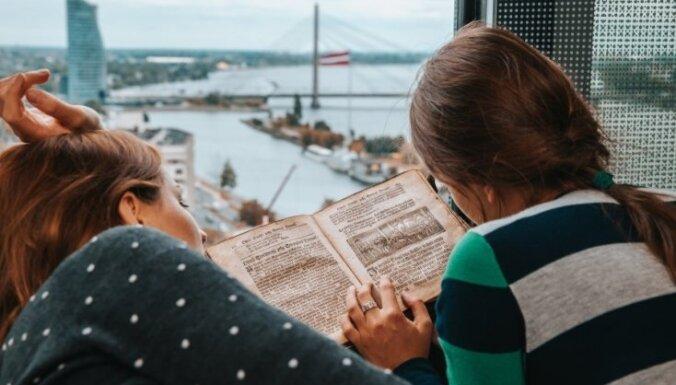 Notiks ikgadējais literatūras festivāls 'Prozas lasījumi'