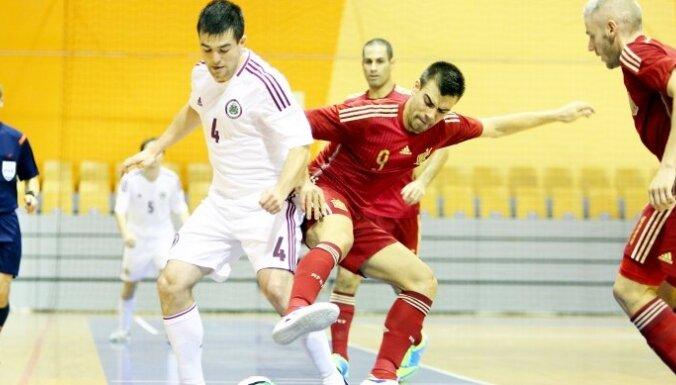 Отбор на чемпионат мира сборная Латвии начала с победы над Эстонией